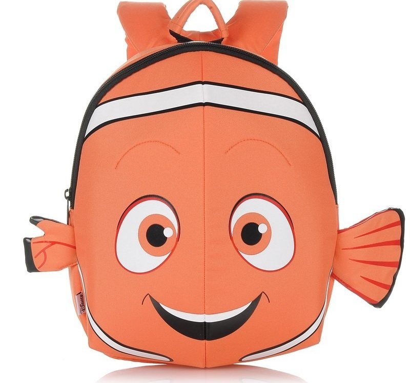 Σακίδιο Πλάτης Samsonite Disney Ultimate Backpack S Dory - Nemo Classic