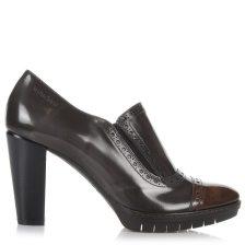 Δερμάτινα Ankle Παπούτσια Wonders M-1721