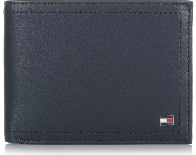 Δερμάτινο Πορτοφόλι Tommy Hilfiger Harry CC Flap & Coin Pocket M01259