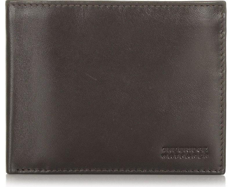 Δερμάτινο Πορτοφόλι The Bridge Wayfarer Horizontal Wallet With Flap & Coin Holder TPB163