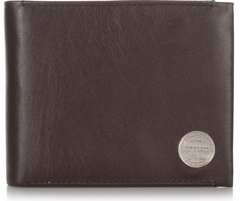 Δερμάτινο Πορτοφόλι The Bridge Wayfarer Elegant Men Wallet WLT237