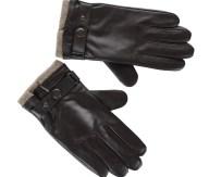 Δερμάτινα Ανδρικά Γάντια Guy Laroche 98954