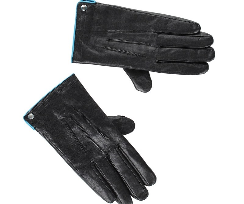 Δερμάτινα Γάντια Piquadro GU3099G7