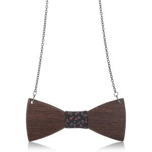 Ξύλινο Κολιέ 27 Wooden Accessories 42