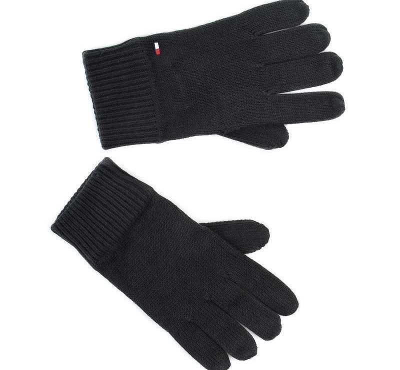 Αντρικά Γάντια Tommy Hilfiger Pima Cotton Glove AM02501