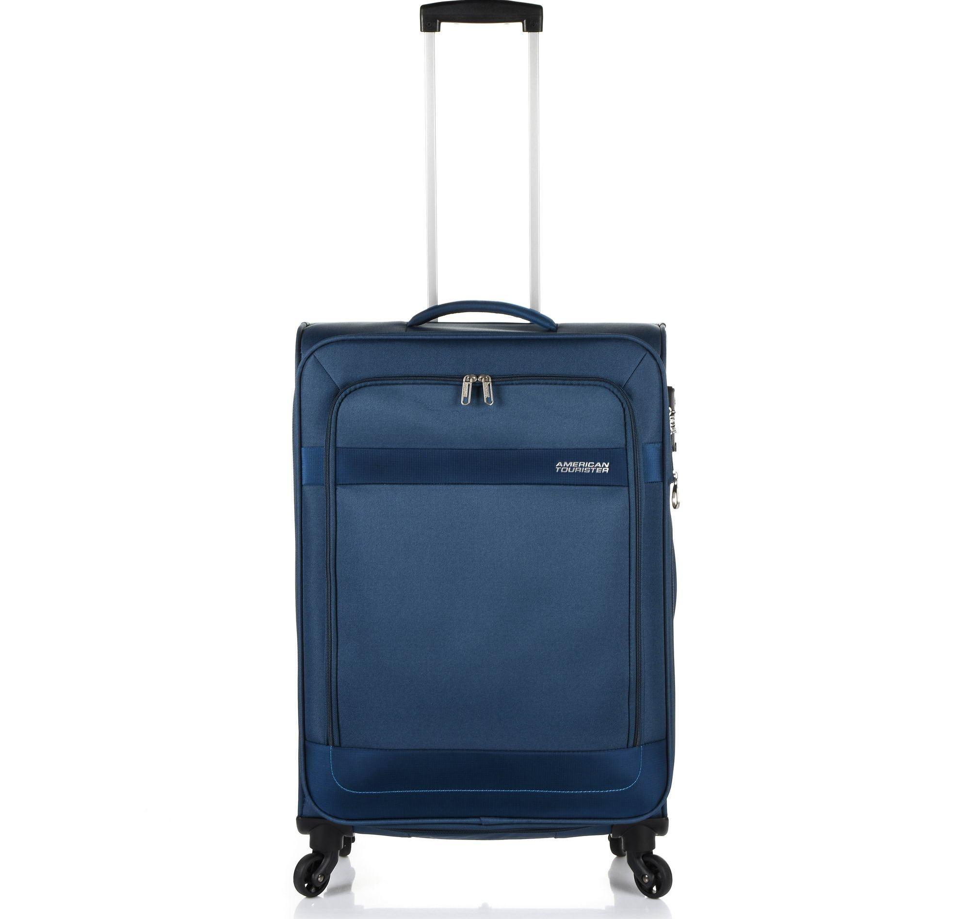 Βαλίτσα Μαλακή American Tourister DAY ONE 4Wheels 68cm TSA 108135 Expandable Medium