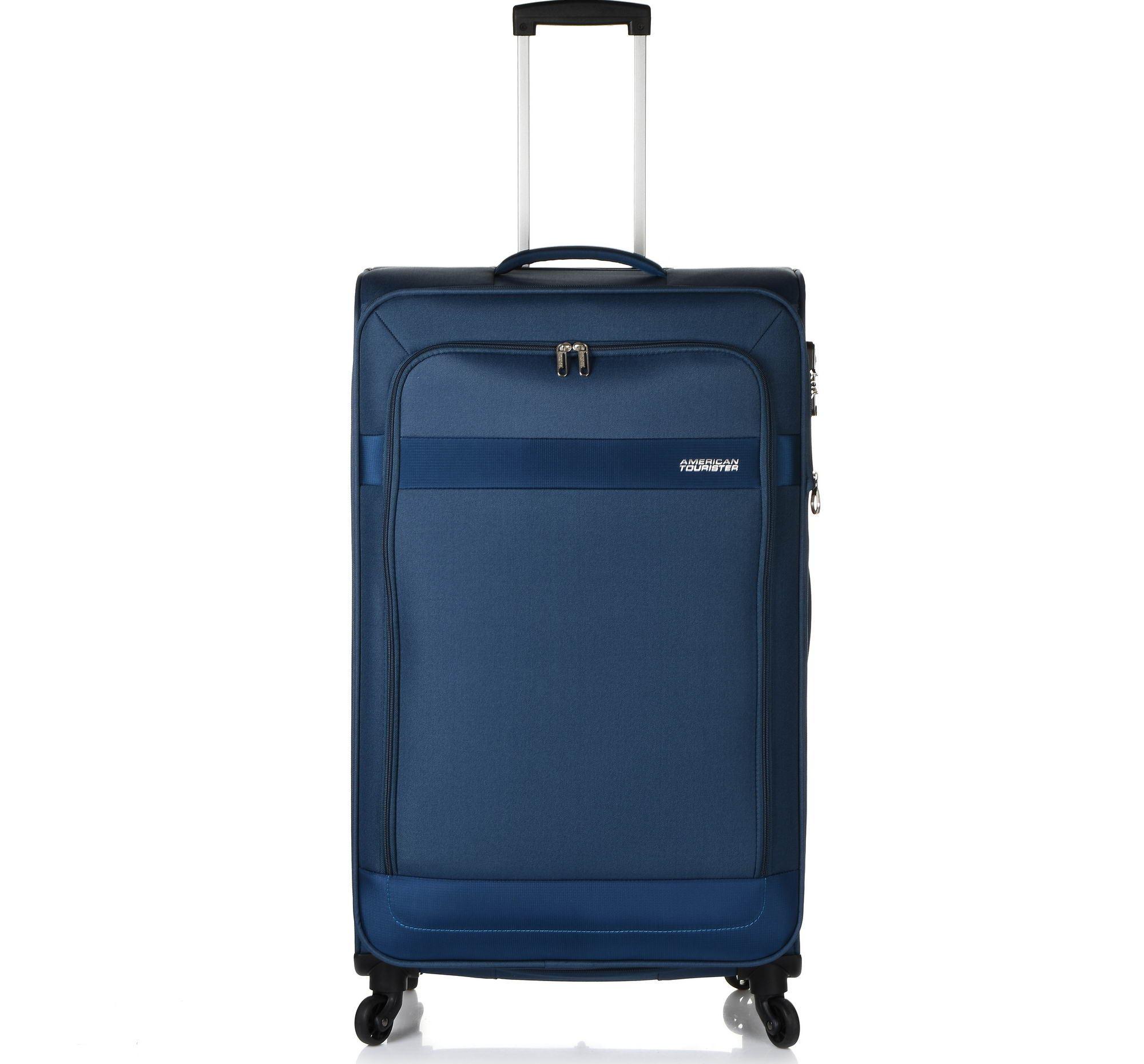Βαλίτσα Μαλακή American Tourister DAY ONE 80cm 4Wheels TSA 108136 Expandable Large