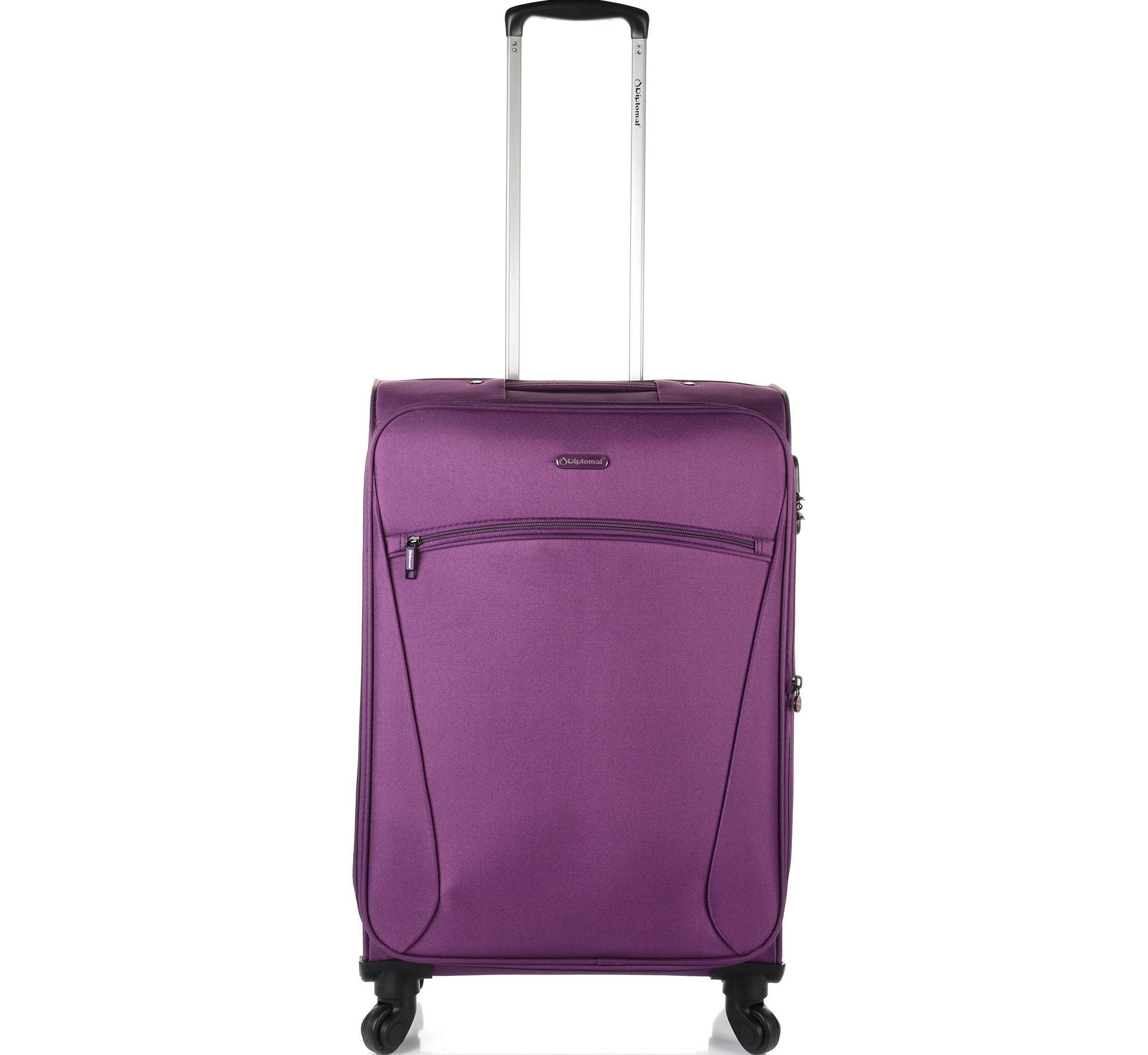 Βαλίτσα Μαλακή Diplomat Medium ZC614-61