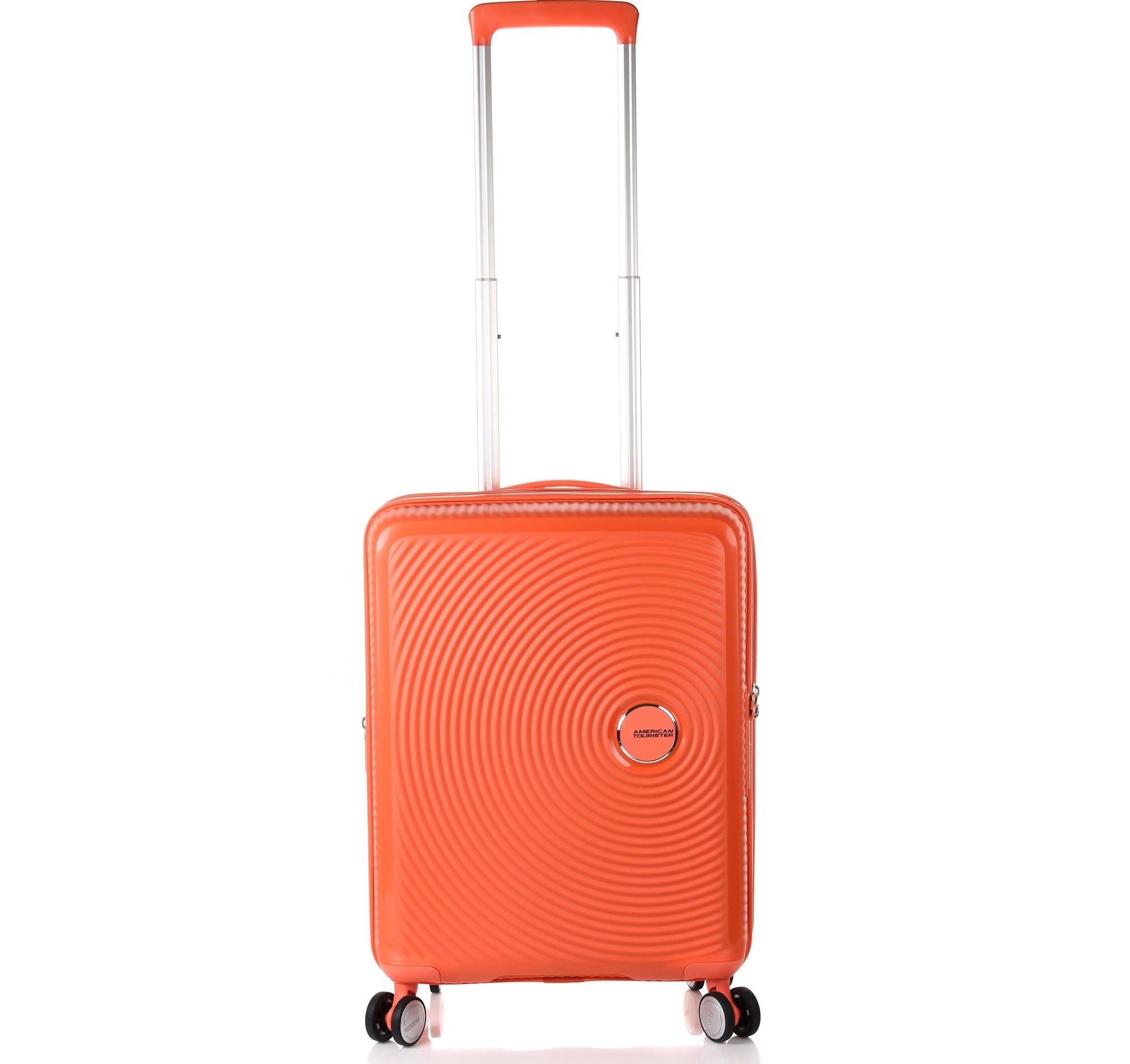 Βαλίτσα Σκληρή American Tourister Soundbox Spinner 55/20 TSA Exp Cabin Size 88472