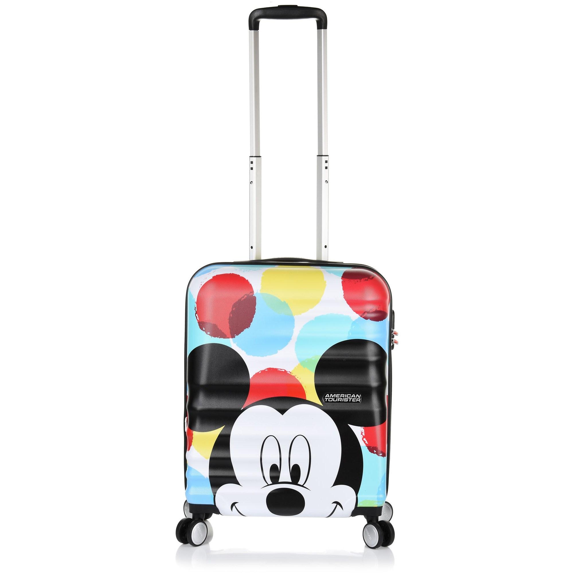 Παιδική Βαλίτσα Σκληρή American Tourister Wavebreaker Disney Spinner 55/20 Cabin Size 85667
