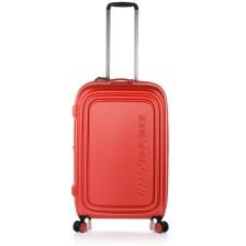 Βαλίτσα Σκληρή Mandarina Duck Logoduck + Exp SZV32 Medium 69 cm