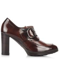 Δερμάτινα Ankle Παπούτσια Wonders M-3104