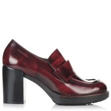 Δερμάτινα Ankle Παπούτσια Wonders I-6522
