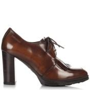Wonders Δερμάτινα Ankle Παπούτσια Wonders M-3103 2018