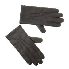 Δερμάτινα Γάντια Tommy Hilfiger Bsic Leather Gloves ΑΜ02508