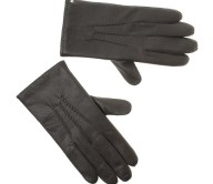 Δερμάτινα Αντρικά Γάντια Tommy Hilfiger Bsic Leather Gloves ΑΜ02508