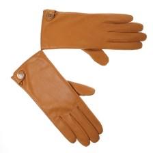 Δερμάτινα Γυναικεία Γάντια Tommy Hilfiger Coin Leather Gloves ΑW04444
