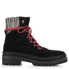 Δερμάτινα Μποτάκια Tommy Hilfiger Modern Hiking Boot S FW0FW03048