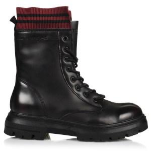 Δερμάτινα Μποτάκια Wrangler Clash Boot WL92631A
