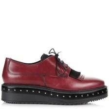Δερμάτινα Oxford Παπούτσια Kricket NINA