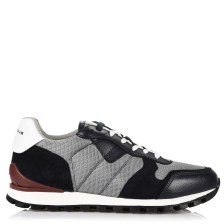 Δερμάτινα Sneakers Ambitious 052