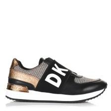 Δερμάτινα Sneakers DKNY Marli K3961231