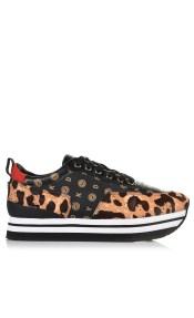 Δερμάτινα Sneakers DKNY Poly K2983281
