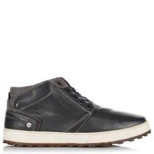 Δερμάτινα Sneakers Wrangler Bruce Desert 172170