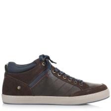 Δερμάτινα Sneakers Wrangler Dallas Mid 172121