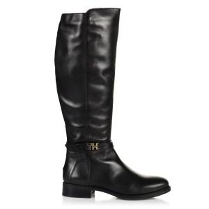 Δερμάτινες Μπότες Tommy Hilfiger FW0FW04283
