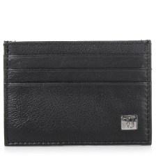 Δερμάτινη Καρτοθήκη Trussardi Jeans Wallet Card Holder Smooth 71W00003