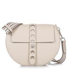 Δερμάτινη Τσάντα Ώμου-Χιαστί Coccinelle Carousel Design E1BO1120101