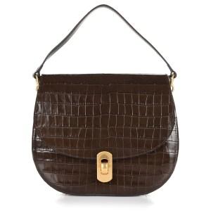 Δερμάτινη Τσάντα Ώμου-Χιαστί Coccinelle E1EG4150101