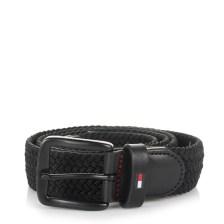 Δερμάτινη Zώνη Tommy Hilfiger Modern Elastic Belt AM0AM04083