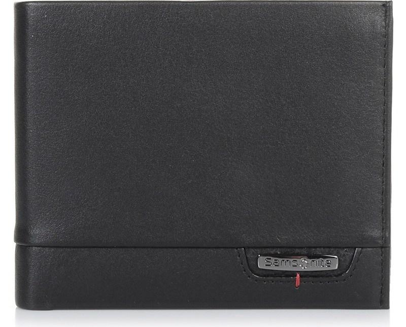Δερμάτινο Πορτοφόλι Samsonite Pro-Dlx 4S RFID Safe Billfold 10CC+HFL+Coin+2C+W 87953