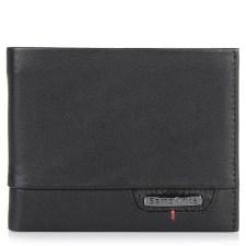 Δερμάτινο Πορτοφόλι Samsonite Pro-Dxl 4S RFID Safe Billfold Small 4CC+Vfl+Coin+2C 75425