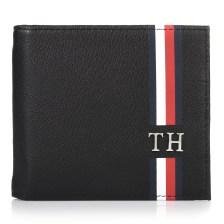 Δερμάτινο Πορτοφόλι Tommy Hilfiger AM0AM04556 TH Corporate CC