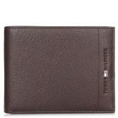 Δερμάτινο Πορτοφόλι Tommy Hilfiger Core CC Flap and Coin Pocket AM02398 image