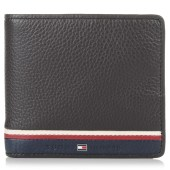 Δερμάτινο Πορτοφόλι Tommy Hilfiger Corporate CC W/ Back Coin Pocket image