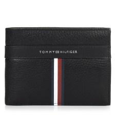 Δερμάτινο Πορτοφόλι Tommy Hilfiger Corporate Extra CC and Coin AM0AM04810