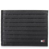 Δερμάτινο Πορτοφόλι Tommy Hilfiger Emboss Stripe CC And Coin Pocket M02546 image