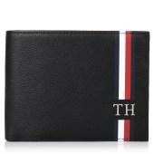 Δερμάτινο Πορτοφόλι Tommy Hilfiger TH Corporate AM0AM04559 image