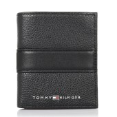 Δερμάτινο Πορτοφόλι Tommy Hilfiger TH Downtown NS Trifold AM0AM04862 image