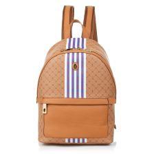 Δερμάτινο Σακίδιο Πλάτης Trussardi Backpack Monogram 76B000422Y000110