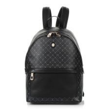 Δερμάτινο Σακίδιο Πλάτης Trussardi Mini Backpack Monogram Crepe Leather/Velvet Calf Leather 76B00042