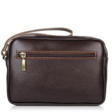 Δερμάτινο Τσαντάκι Χειρός Brandbags Collection 204352