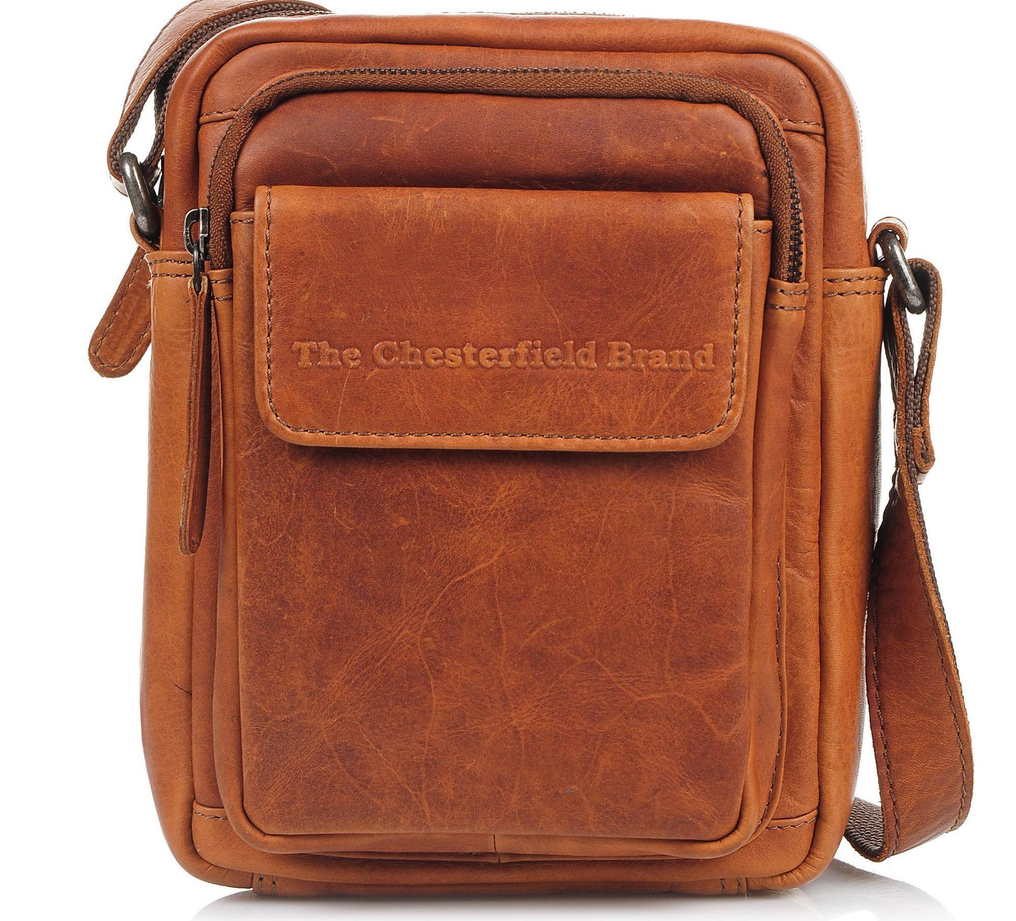Δερμάτινο Τσαντάκι Χιαστί The Chesterfield Brand C48.0714