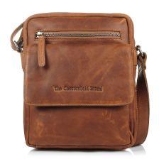 Δερμάτινο Τσαντάκι Χιαστί The Chesterfield Brand C48 095031