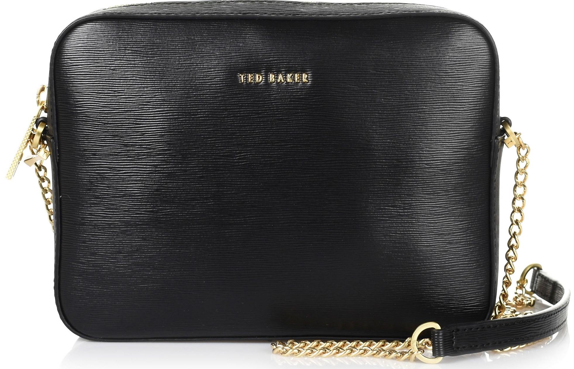 Δερμάτινο Τσαντάκι Ώμου-Χιαστί Ted Baker Leather Xbody Camera Bag WXB-Juliie-XH9W 151060