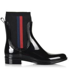 Γαλοτσάκια Tommy Hilfiger Knitted Rain Boot FW0FW04125